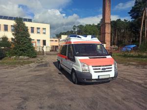 transport medyczny gorzow