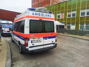 transport medyczny gorzów